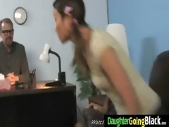 watchung my daughter getting screwed by dark rod 6