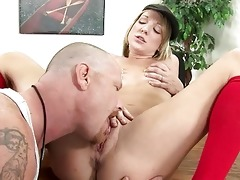 young honey acquires nailed