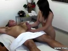 oriental masseuse sucks old mans weenie