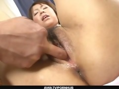 pervert and slutty hottie drilled and cum