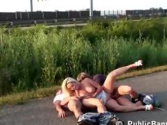 group sex in public part 2