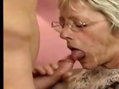 grandson loves to pop to grandmas !