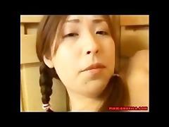 fleshly oriental dildoes her hirsute vagina