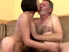 grand-dad fuck this youthful playgirl