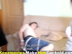 make him cuckold - cheater punished like a cuckold