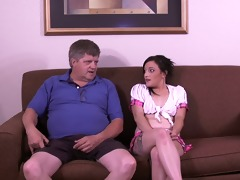 evie thalia - old rod in my ass!