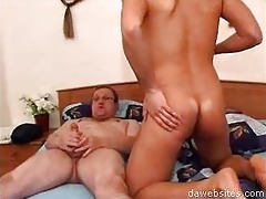 old fatty tempted a student for bawdy fucking