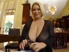 slutty big beautiful woman blond receives nailed