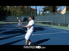 dillion hrper undressed tennis become sexual