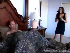 sexy cheyenne gets screwed in daybed