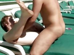 youthful john follow prefers hard doggy sex