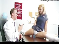 legal age teenager wench lea alexis fucking